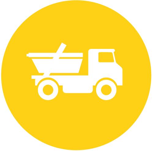 Ikon – Containers, flak & säckar